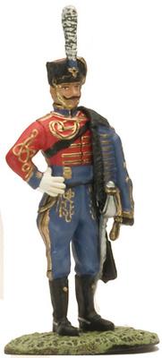Regiment of Hussars of Pavia, 1902, En. Spanish, 1:32, Altaya