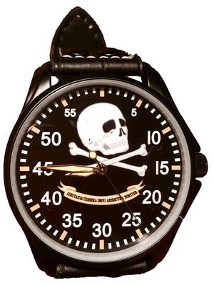 Reloj Rgto. Lusitania nº 8