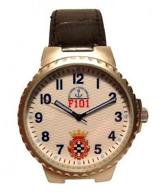 Reloj de Fragata F-101 Álvaro de Bazán