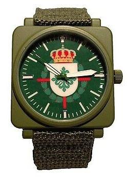 Reloj de Rgto. De Caballería Acorazado Alcántara 10