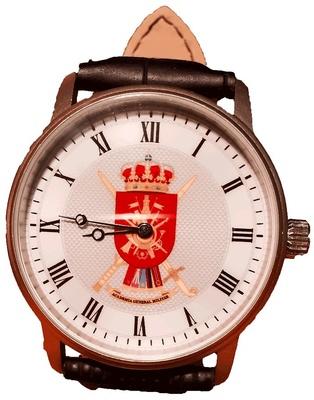 Reloj de la Academia General Militar