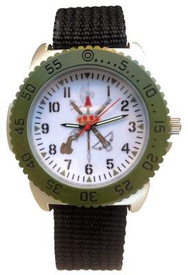 Reloj de la Legión Española