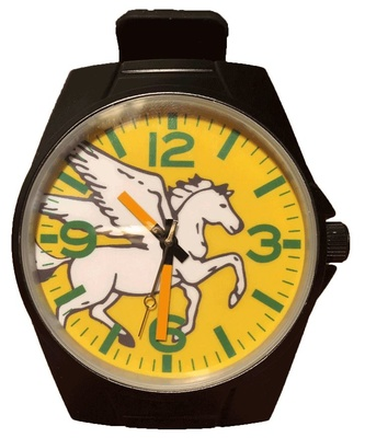 Reloj del 2º Escuadrón de Apoyo al Despliegue Aéreo