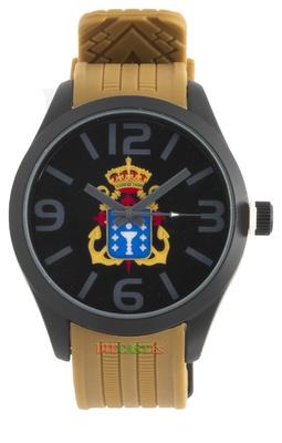 Reloj del Buque de Asalto Anfibio Galicia L-51, Armada Española
