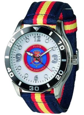 Reloj del LHD Juan Carlos I