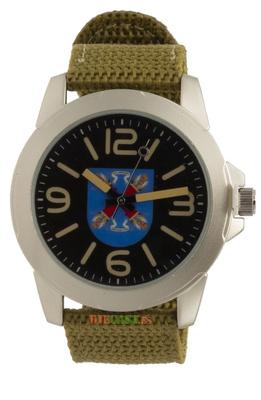 Reloj del Regimiento De Artillería de Campaña nº 11 (RAC 11), Ejército Español