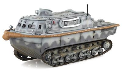 Remolcador LWS Landwasserschlepper, Ejército Alemán, Rusia, 1943, 1:72, Solido