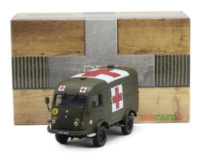 Renault R2087 medical van, France, 1952/1969, 1:43, Ixo
