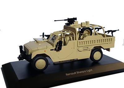 Renault Sherpa Light, vehículo de Fuerzas Especiales, 1:43, Atlas