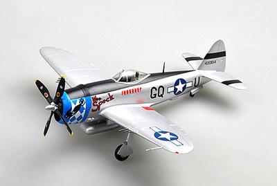 Republic P-47D Thunderbolt 354FG, 1:48, Easy Model
