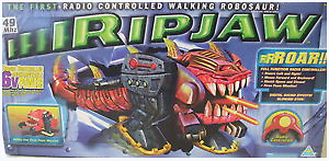 Ripjaw, Robosaur, Toymax