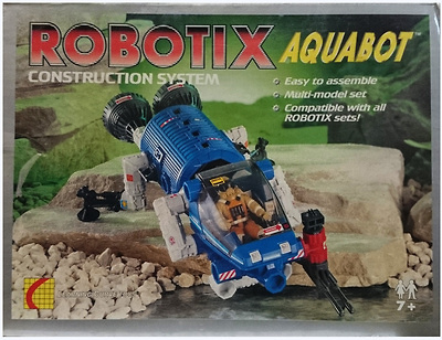 Robotix Aquabot, Learning Curve Toys