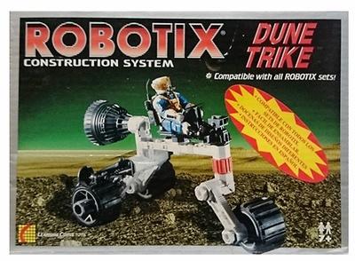 Robotix Dune Trike, Learning Curve Toys