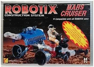 Robotix Mars Cruiser, Learning Curve Toys