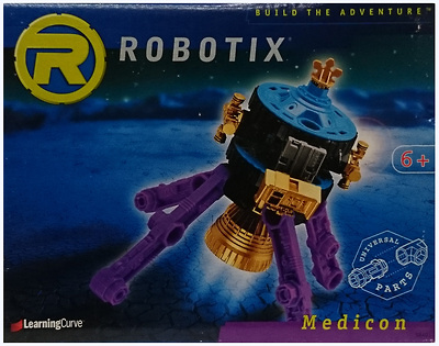 Robotix Medicon, Learning Curve Toys