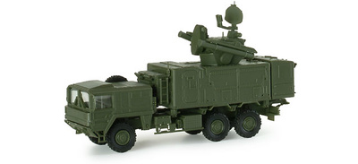 Roland airportable AA missile system, 1:87, Minitanks