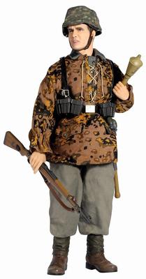 """""""Rolf Wagner"""", German Elite Panzergrenadier, Operation Market Garden, 1944, 1:6, Dragon Figures"""