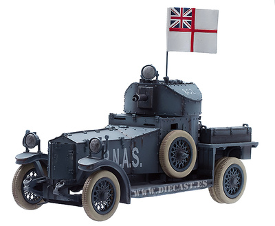 Rolls Royce Armoured Car, Royal Naval Air Service,1914, 1:30, John Jenkins