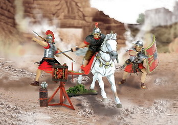 Roman Large Set 1, 1:32, Forces of Valor