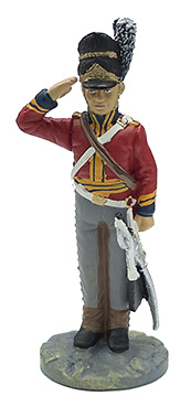 Royal Scots Greys, 1812-1815, 1:32, Eaglemoss