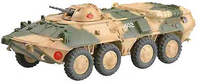 Russian BTR-80 APC, 1:72, Easy Model
