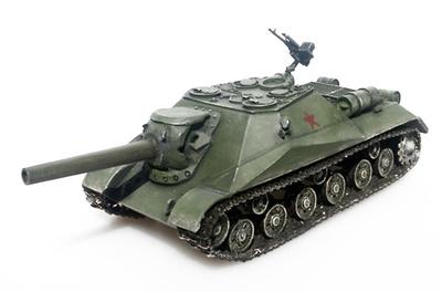 Russian Object 704, 1945, 1:72, Panzerstahl