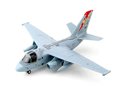 "S-3B Viking USS Independence 160131 VS-21""Fighting Redtails"",  US NAVY, 1990s, 1:72, Hobby Master"