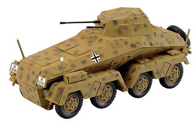SDKFZ 231, Germany, 1944,  1:43, Schuco
