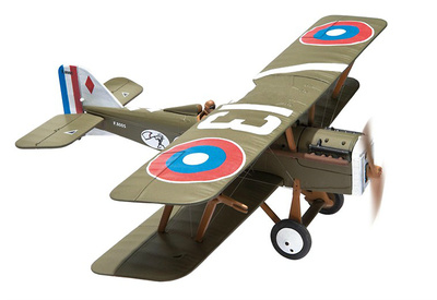 SE5a, F8005, 25th Aero Sqn, USAAS, final de 1918, 1:48, Corgi