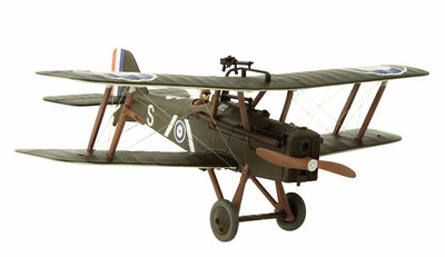 SE5a, Royal Aircraft Factory, RAF No 1 Squadron, 1:48, Corgi