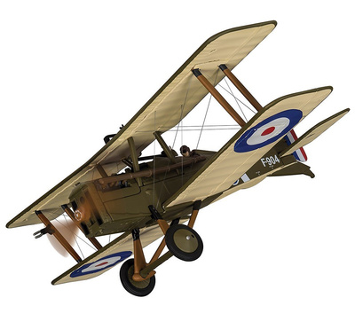 SE5a F-904, Major C. E. M. Pickthorn MC, RAF No.84 Squadron, Francia, Noviembre, 1918, 1:48, Corgi