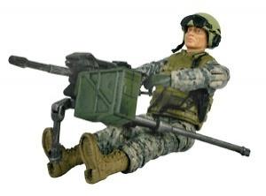 SGT. THOMAS CICCONE, U.S. Marine, 1:18, Bravo Team