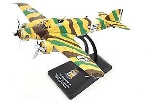 SIAI Marchetti SM79 Sparviero, 252º SquadrIglia 104º Grupp 46 Stormo, Aviación Militar Italiana, 1:144, RCS Libri