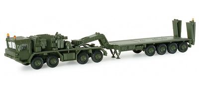 "SLT 50/2 ""Elefant"", transporte de carros de combate, 1:87, Minitanks"
