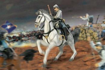 SOLDADOS CONFEDERADOS G.C. AMERICANA, 1:32, Forces of Valor