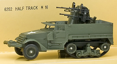 SOLIDO, HALF TRACK M16, 1:50