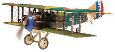 SPAD XIII S7000, Rene Fonck, Escadrille 103, Autumn 1918, 1:48, Corgi