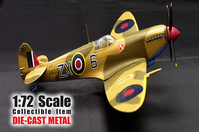 SPITFIRE MK.IX, RAF 145Sqn 1943, 1:72, Witty Wings