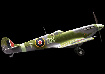 "SPITFIRE MK.IX, ""RCAF No. 416 SQUADRON"", 1:72, Witty Wings"