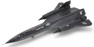 SR-71 Black Bird USAF 61-7955 Skunk Works 1985, 1:72, Century Wings