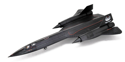 "SR-71 Blackbird U.S.A.F 9th SRW 61-7979, ""Night Hawk"", 1990, 1:72, Century Wings"