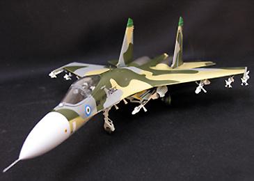 SU-27 Uzbek Air Force Chirchik AB 2001, 1:72, Witty Wings