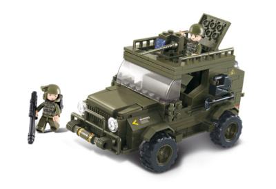 SUV armado, Sluban