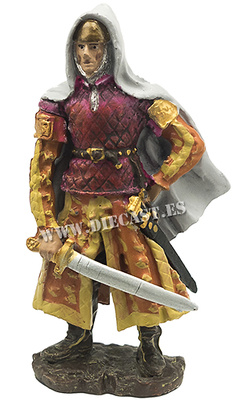Saladino, Sultán de Egipto y Siria, 1137-1193, 1:30, Hobby & Work