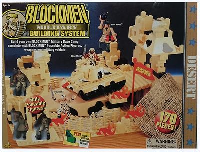 Sand Blast, Blockmen