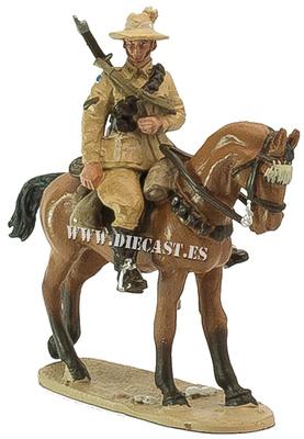Sargento, Caballería Ligera Australiana, 1917, 1:30, Del Prado