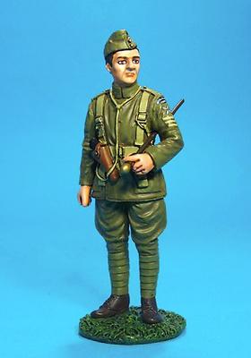 Sargento, Royal Flying Corps, Gran Bretaña, 1ª Guerra Mundial, 1:30, John Jenkins