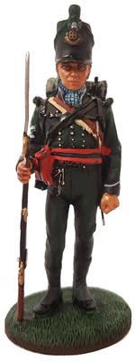 Sargento 95º regimiento de fusileros, 1811, 1:30, Del Prado