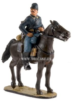 Sargento americano de Caballería, 1872, 1:30, Del Prado