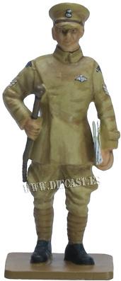 Sargento del Royal Naval Air Service, 1914, 1:30, Del Prado